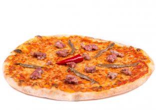 Pizza Mafiosa aus dem Stuttgarter Osten
