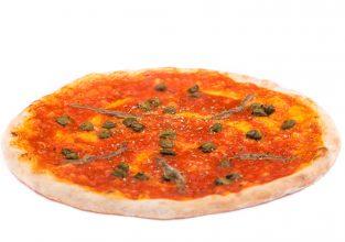 Pizza Napoli aus dem Stuttgarter Osten