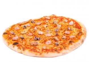 Pizza Frutti di Mare aus dem Stuttgarter Osten